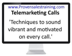 telemarketing motivation techniques