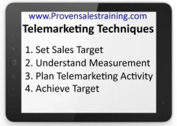 Telemarketing Techniques