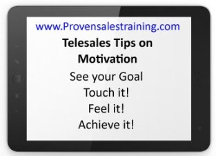 telesales tips on motivation