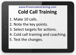 Cold Call Training