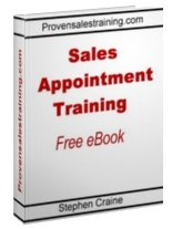 free sales appointment training course