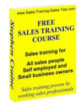free sales training course