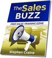 Sales training e-zine