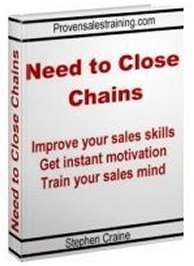 Free sales training eBook