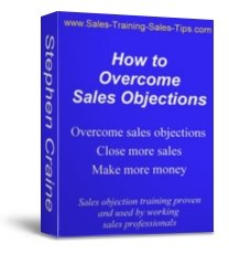 sales objection handling process