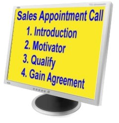 sales appointment process