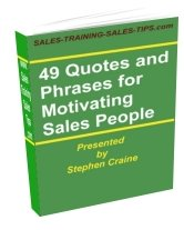 sales quotes eBook