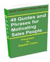 sales quotes eBook