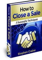 How to cllose sales