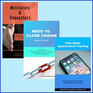 Free sales training resources- eBooks and mini-courses