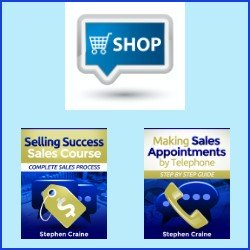 Sales training programs - Everything you need to be successful in sales.